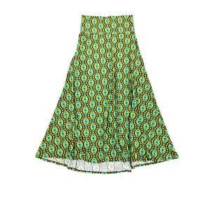 LuLaRoe Maxi Skirt Size Large (14-16) NWT